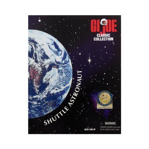 Shuttle Astronaut GI Joe Commemorative Limited Edition 12 Inch Action Figure by Kenner