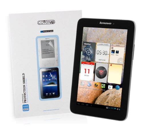 Cover-Up Lenovo IdeaTab A2107 7-inch Tablet Crystal Clear Invisible Screen Protector