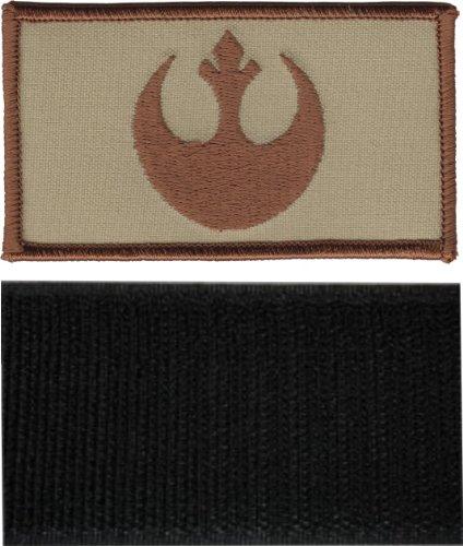 VELCRO Star Wars Rebel Khaki Tan Desert multicam Patch