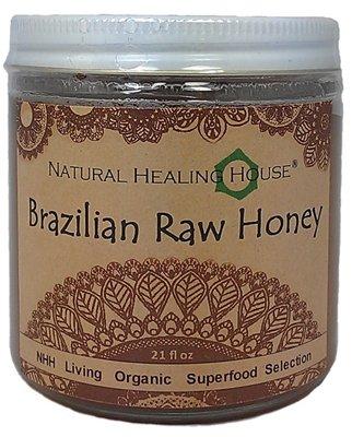 Raw Organic Honey from Brazil 21 fl oz