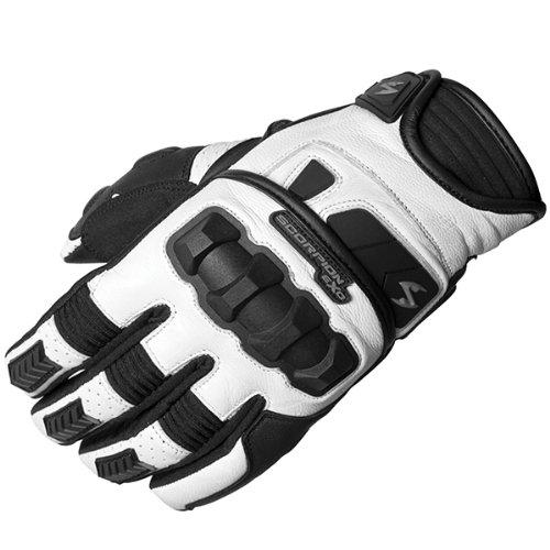 Scorpion Klaw II Gloves - Medium/White