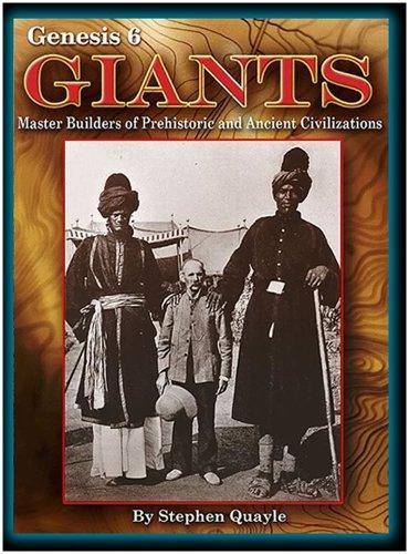 Genesis 6 Giants Master Builders of Prehistoric and Ancient Civilizations