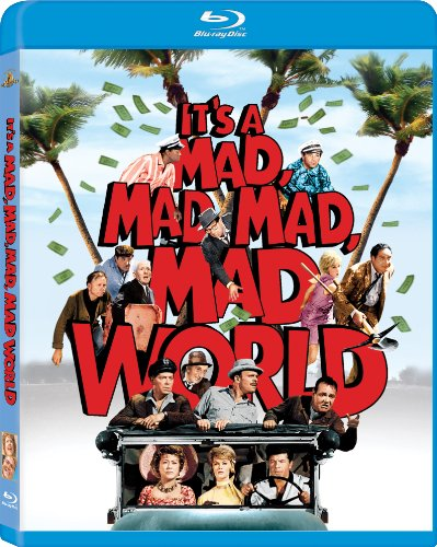 It's a Mad Mad Mad Mad World [Blu-ray] [1963] [US Import]
