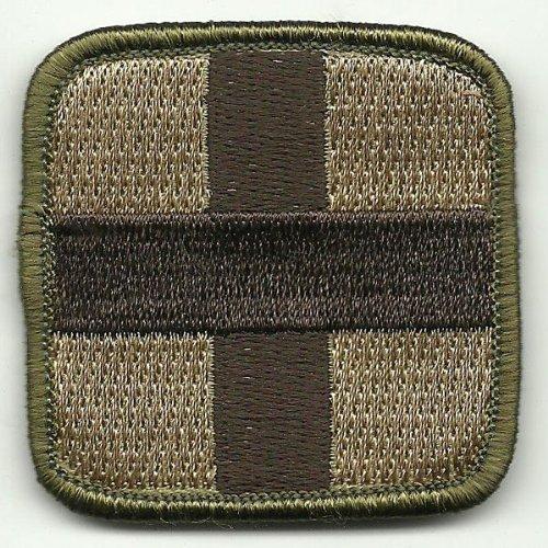 Medic Cross Tactical Patch - Multitan by Gadsden and Culpeper