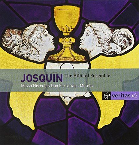 Josquin - Missa Hercules Dux Ferrariae / Motets