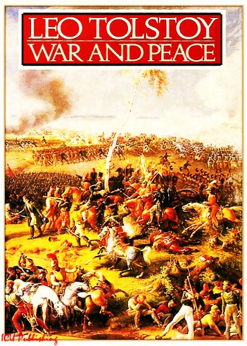 War and Peace (Complete and Illustrated)