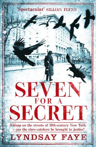 Seven for a Secret (Gods of Gotham 2)