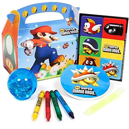 Super Mario Bros. Party Favor Box