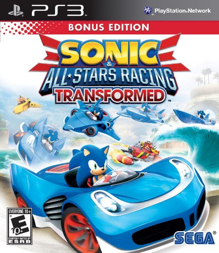 Sonic & All-Stars Racing Transformed - PlayStation 3