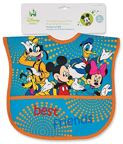 Mickey Mouse Water-Proof Bib
