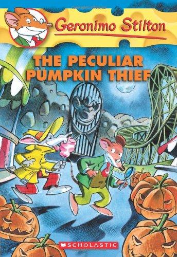 The Peculiar Pumpkin Thief (Geronimo Stilton, No. 42)