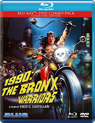 1990: The Bronx Warriors (Blu-ray/DVD Combo) (Sous-titres français)