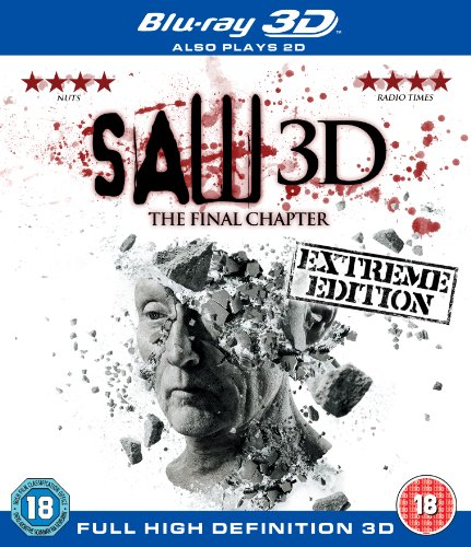 Saw 3D: The Final Chapter (Blu-ray + Blu-ray 3D)
