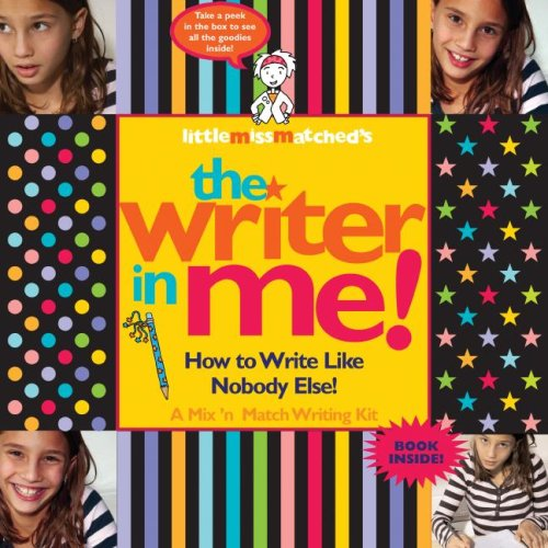 LittleMissMatched's The Writer in Me!